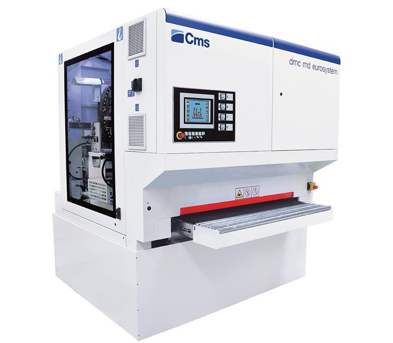 CMS Metal Finishing and Deburring Machine - DMC Eurosystem MD