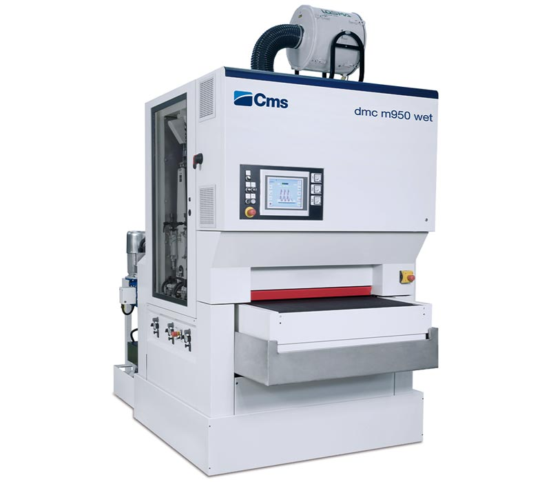 CMS Metal Finishing and Deburring Machine - DMC M950 Wet