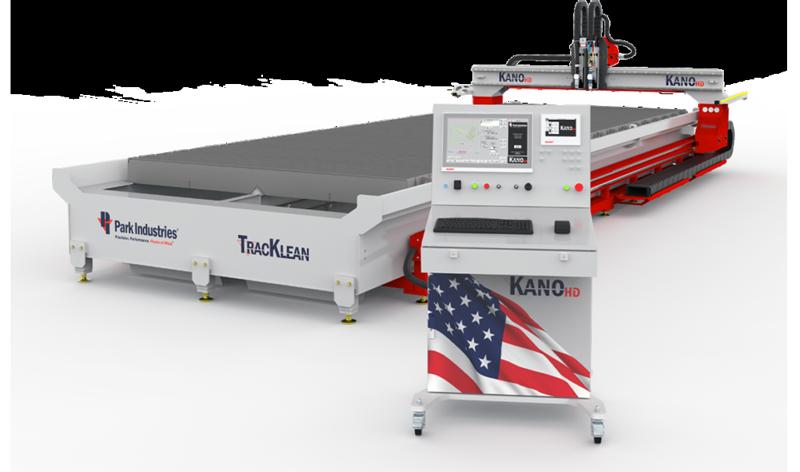 Park Industries Kano HD Plasma Cutting Machine