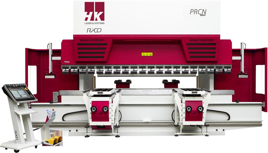 Rico Press Brake 11765 C-line Novo Comando